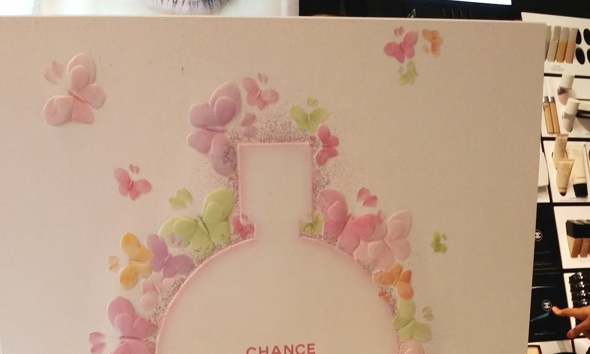 Chanel Chance - Fragrance