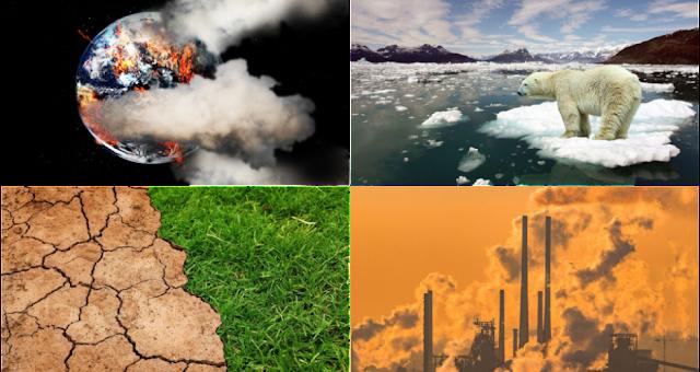 8 στους 10  Έλληνες θεωρούν την κλιματική αλλαγή πολύ σοβαρό πρόβλημα