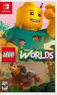 LEGO Worlds Switch XCI NSP