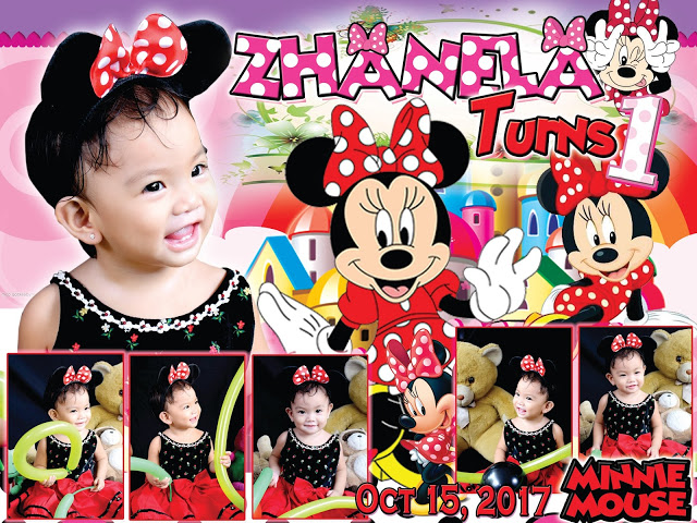 creative and unique minnie mouse for