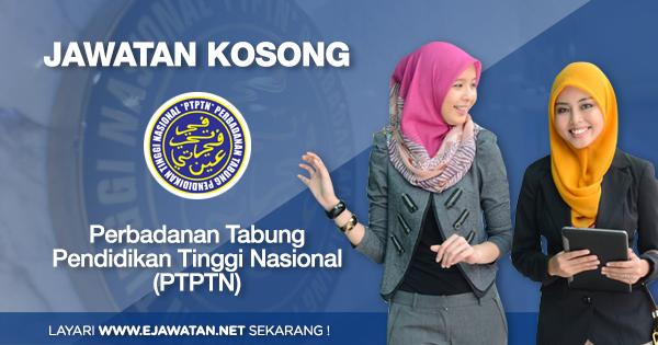 temuduga terbuka Perbadanan Tabung Pendidikan Tinggi Nasional (PTPTN) 2020