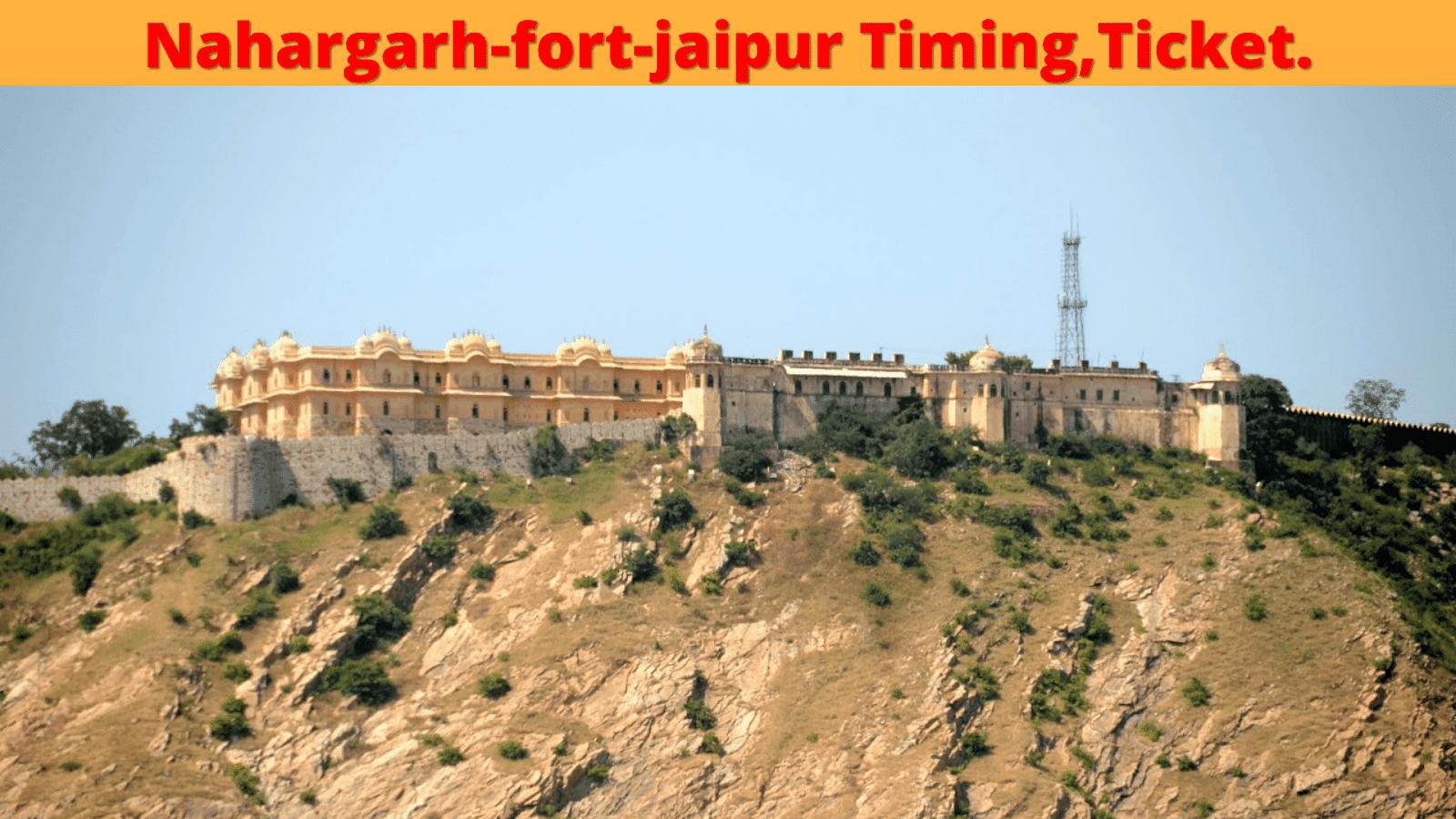 nahargarh-fort,jaipur