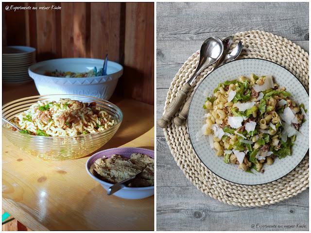 Partyrezepte | Italienischer Nudelsalat | Salat | Essen
