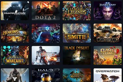 10 Permainan game eSports paling populer pada tahun 2019