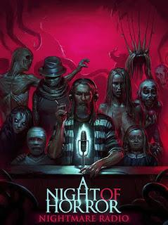 فيلم A Night of Horror Nightmare Radio 2019 مترجم