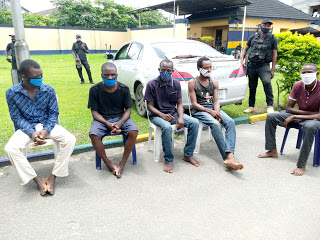 Suspected Killers of UNIPORT, RSU Students