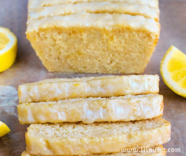 Vegan Lemon Bread Recipe