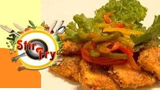 Stir Fry 18-12-2016 | Food Show | Peppers TV