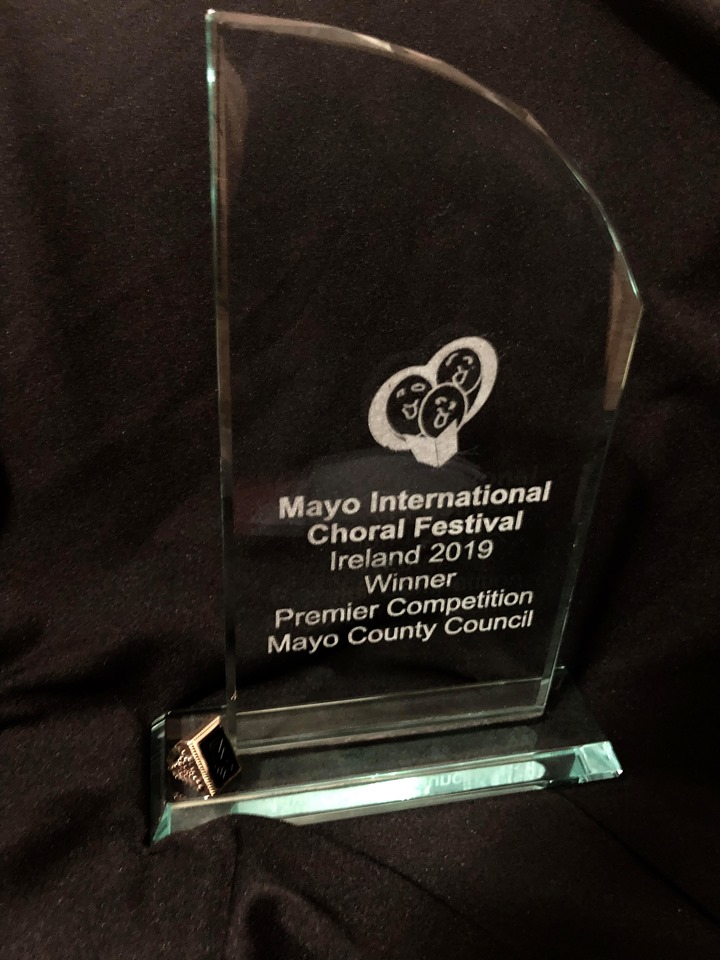 Saint Mary-of-the-Woods College Madrigals: 2019 MAYO INTERNATIONAL