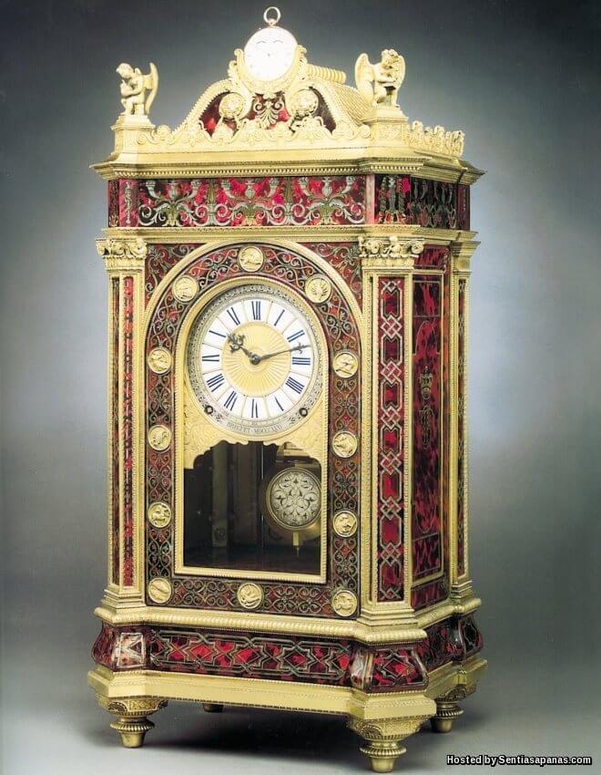 Jam Sympathique Barangan Antik Paling Mahal Didunia