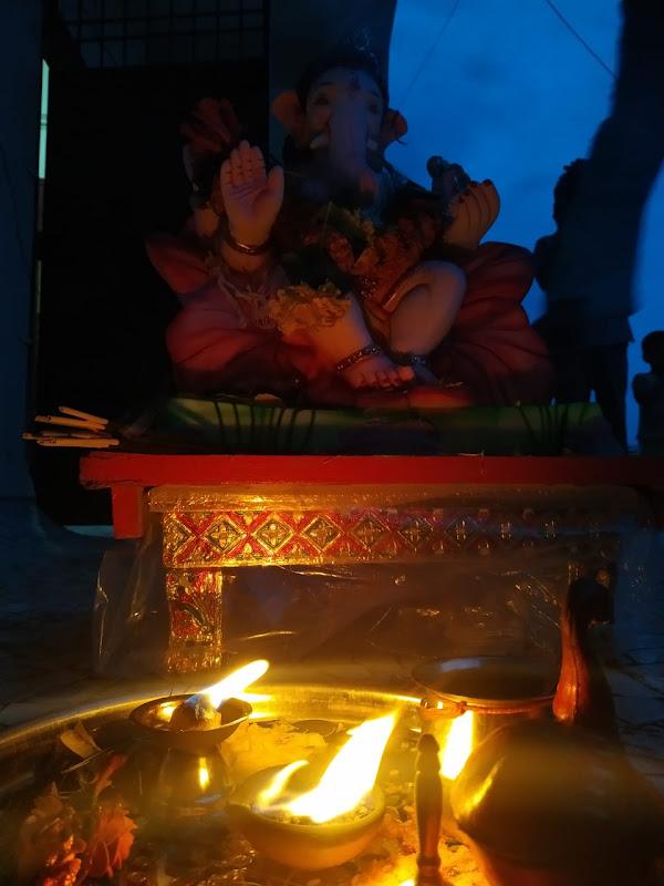 Ganesh Chaturthi Ganpati Bappa Visarjan Mumbai