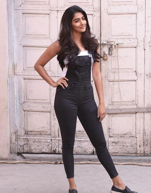 Actress Pooja Hegde  Photos 2017