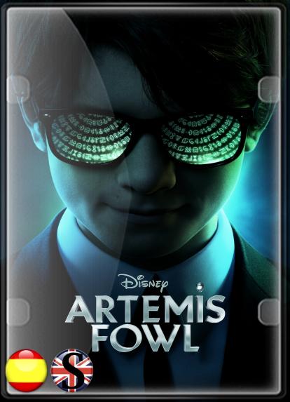 Artemis Fowl: El Mundo Subterráneo (2020) WEB-DL 720P ESPAÑOL/INGLES
