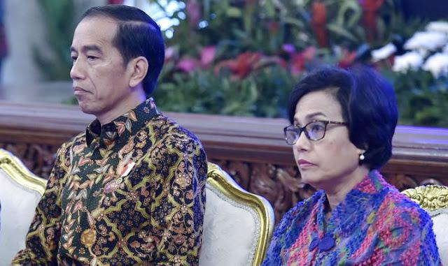 Jokowi Perintahkan Menteri Cari Jalan Selamatkan Ekonomi Indonesia
