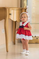 vestido bebe dolce petit
