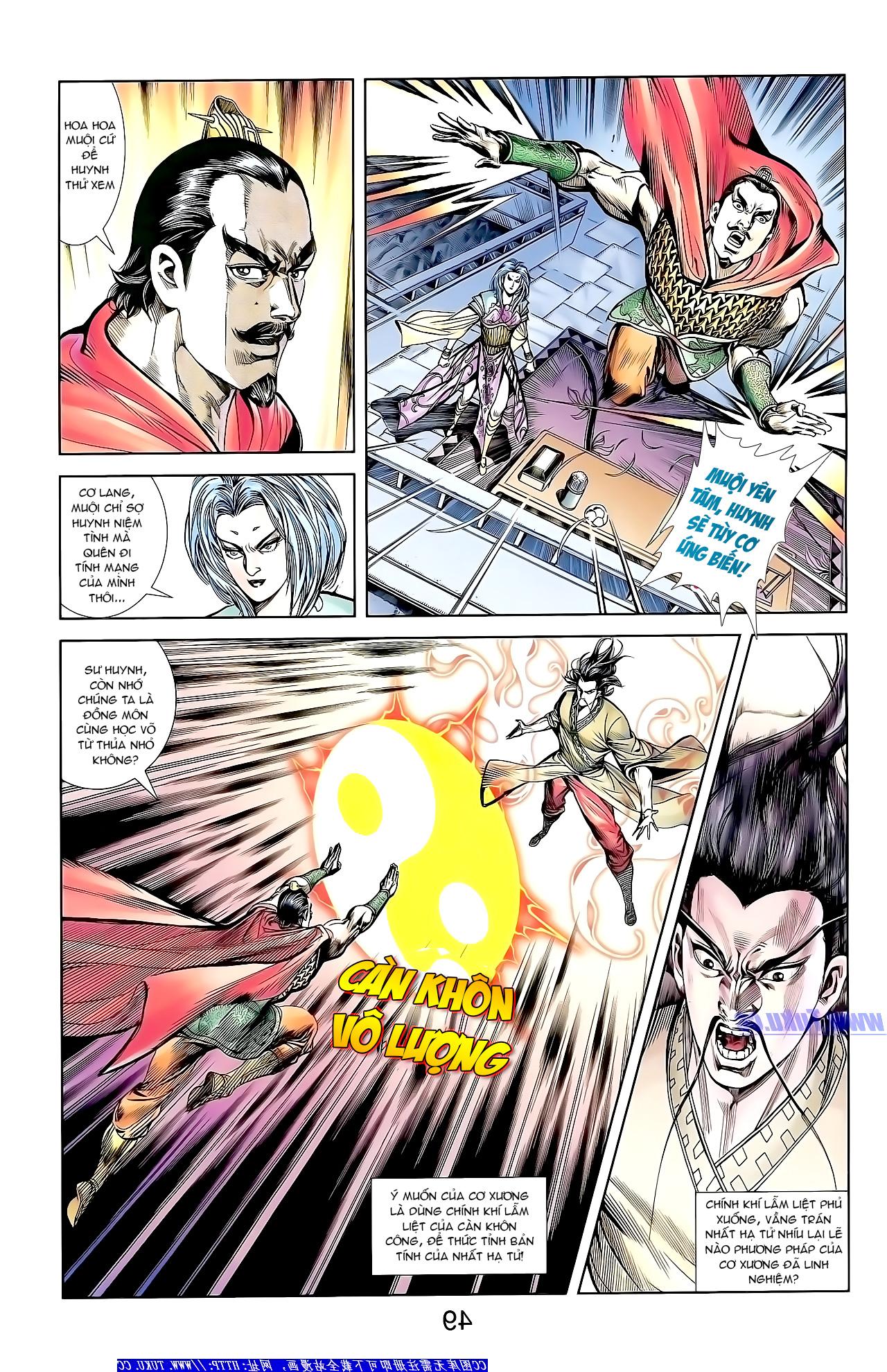 Cơ Phát Khai Chu Bản chapter 150 trang 22