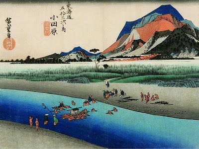 hiroshige sakawa river