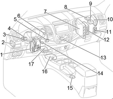 Wiring Diagram Blog: Toyota Fortuner Engine Diagram