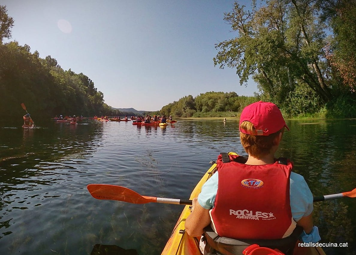 Wine and kayak amb Celler Suñer
