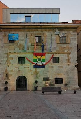 Ayuntamiento, Ribadesella