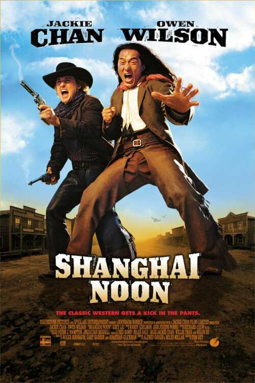 Shanghai Noon 2000 BRRip 720p Dual Audio In Hindi English