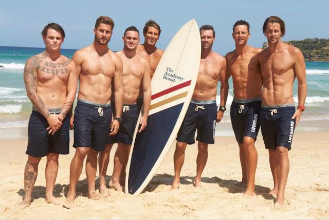 Bondi Beach Lifeguard Fitness