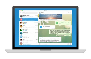 Cara Buka Telegram Di Laptop Atau Komputer Dan Kelebihan-kelebihannya