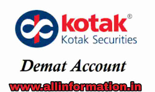 Kotak Securities me Demat And Trending account Open kaise kare