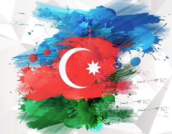 Azerbaycan Cumhuriyetinin Devlet Bayrağı Gününe ÖzelBayraklar Ve Rozetler. Profil Ve Kapak Fotoğrafları İndir