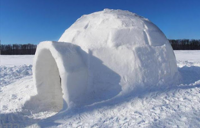 Some Igloos Squares And Igloo Structure