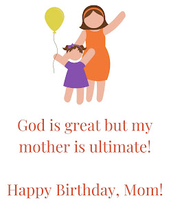 Happy birthday captions for mother