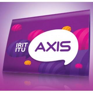 Ini Tutorial Buat Paket Suka-Suka dari AXIS