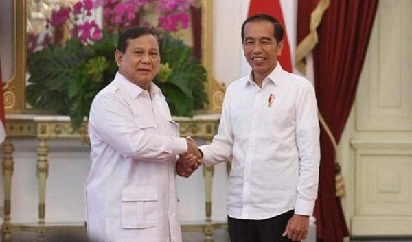 Survei: FPI dan PA 212 Tak Setuju Prabowo Merapat ke Jokowi