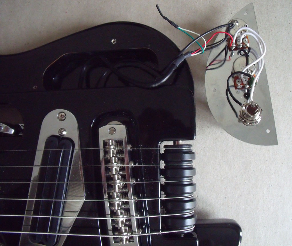 Speedster Guitar Pickup Replacement Seymour Duncan Little 59 Advanced Wiring Diagrams Humbucker The Can Be Wired In Series Parallel Using A Dpdt Mini Toggle Switch Diagram For This Configuration And Alternative