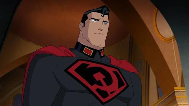 Análise Crítica – Superman: Entre a Foice e o Martelo