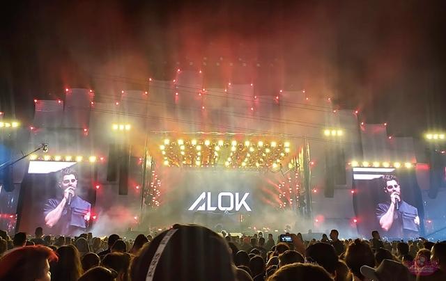 DJ Alok no Rock in Rio 2019 - Primeiro Dia