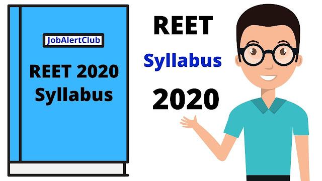 reet syllabus 2020