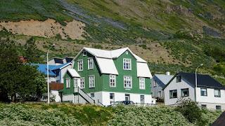 Iceland Architekture