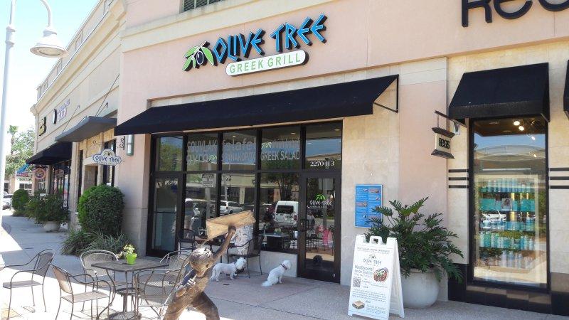 Olive Tree Greek Grill, Viera, FL