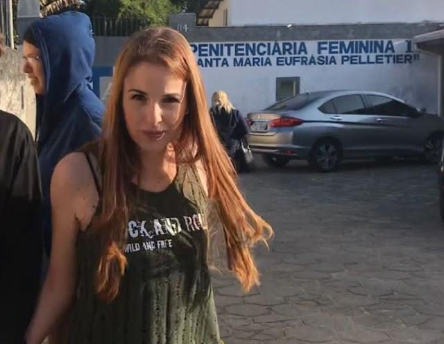 Universitária, Suzane Richthofen fica em cela isolada para evitar Covid em presídio em Tremembé