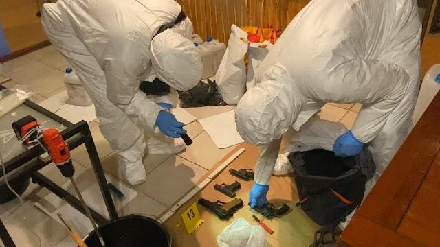 Droglabort számolt fel a rendőrség Tordason