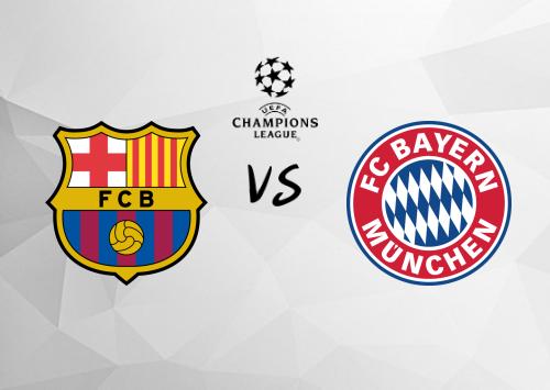 Barcelona vs Bayern München  Resumen y Partido Completo