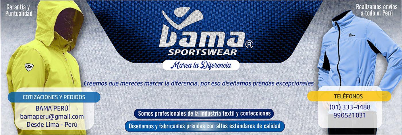 BAMA PERU | Buzos deportivos | Casacas | Calidad | Tecnología