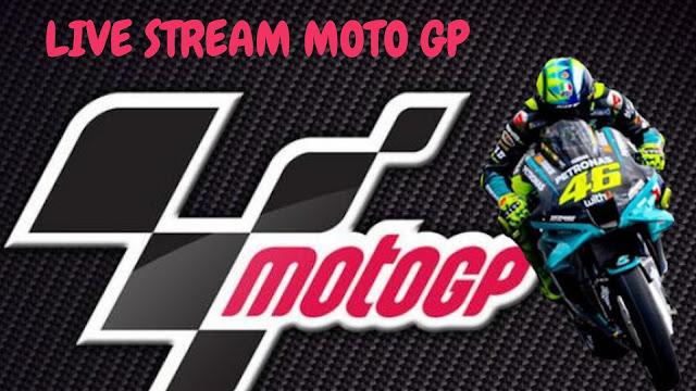 cara nonton live MotoGP di HP android