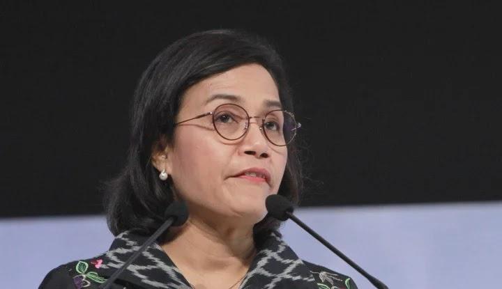 Sri Mulyani Meralat Fatwa Pertumbuhan Ekonomi 2021, Jadi Begini..