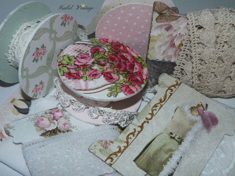 decoupage-cartones-carretes-puntillas