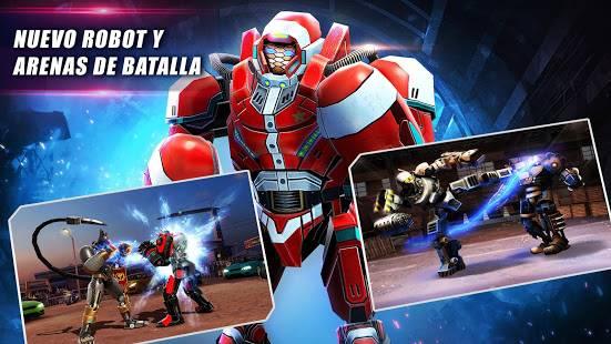 Descargar Real Steel World Robot Boxing MOD APK 51.51.122 Dinero ilimitado Gratis para Android 4
