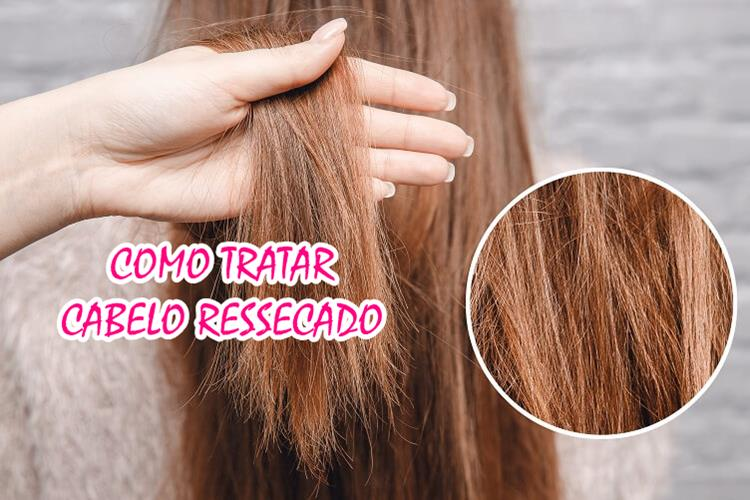 cabelo danificado pontas ressecadas e duplas