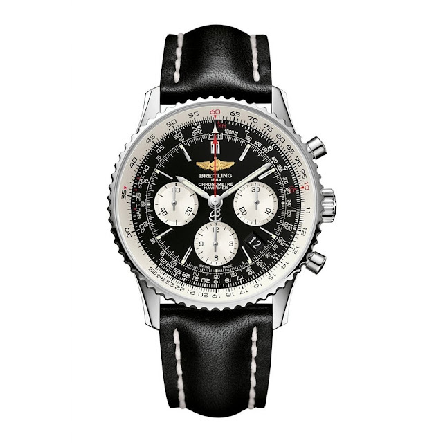 Breitling Navitimer 1 automatic 43 mm chronograph watch replica AB012012