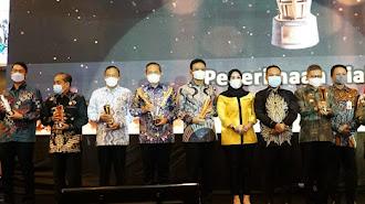 Bupati Luwu Masuk Nominasi Awards Pembangunan Terbaik ke-2 se-Sulsel